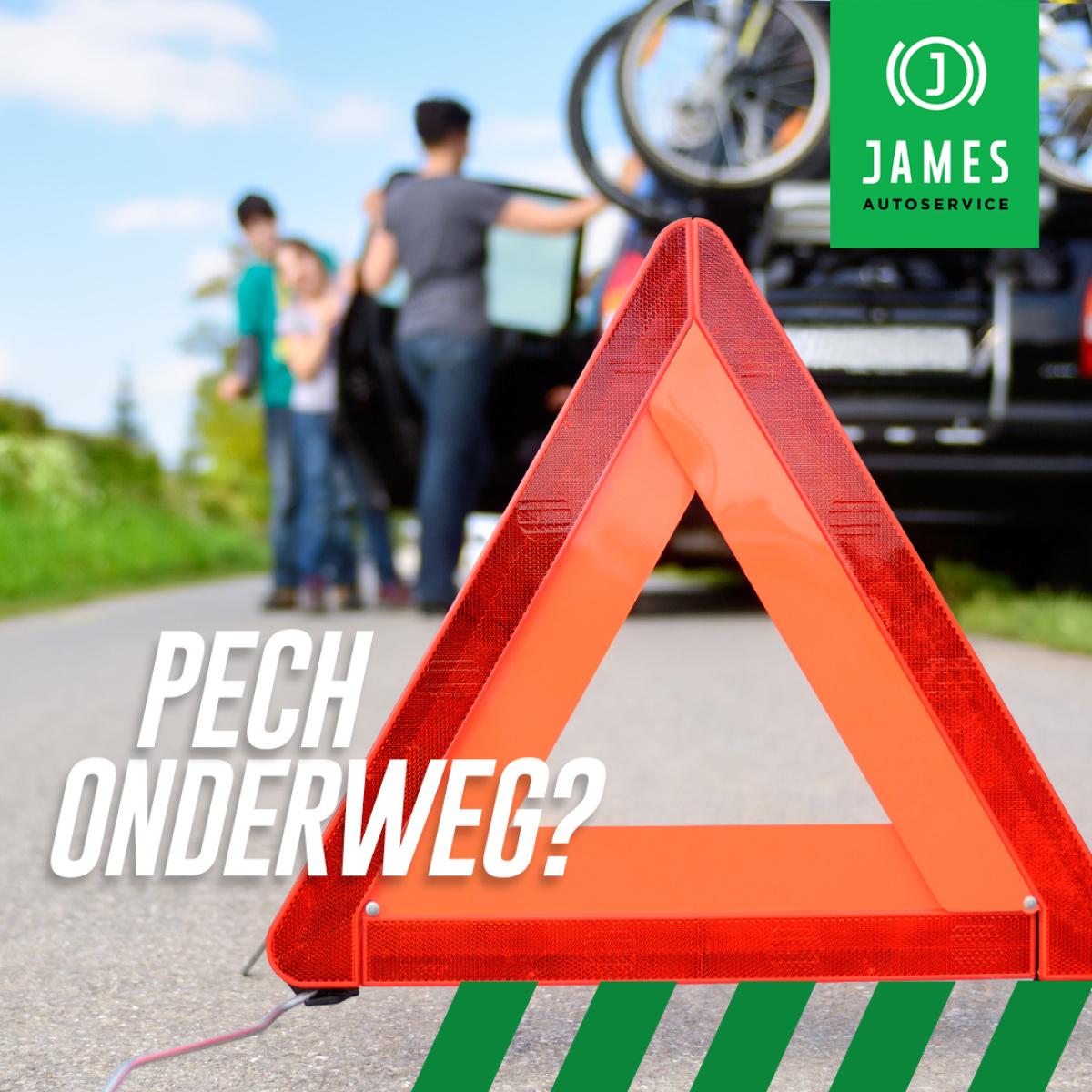 Waarom kiezen voor de ANWB Pechhulp als dit ook bij James Autoservice Ede kan?