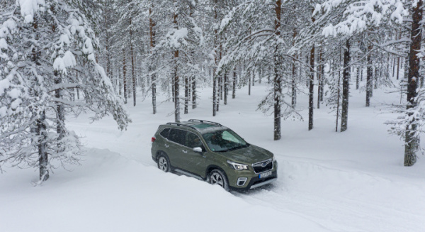 Subaru, tweede plaats bij consumentenbond onderzoek